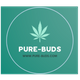 PURE BUDS - BRANTFORD logo