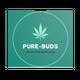 PURE BUDS - ORANGEVILLE logo