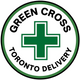 ?Green Cross Delivery logo