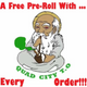 QUADCITY Free Pre-Roll With Every Order! logo