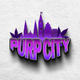 Purp City Collective Free Delivery 613-797-9208 logo