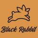 Black Rabbit logo