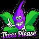 Trees please logo