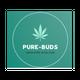 PURE BUDS - HAMILTON logo