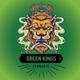 GREEN KINGS logo