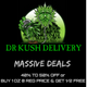 MARRIED TO CAMBRIDGE 226-962-9357 New Number)   is changing to  ( DR KUSH DELIVERY MASSIVE DEALS) logo