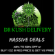 MARRIED TO FERGUS (226-962-9357 NEW NUMBER) is changing its name to DR KUSH DELIVERY  Aug 1st logo