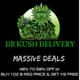 MARRIED TO KITCHENER/WATERLOO ( 226-962-9357 ) is changing (DR KUSH DELIVERY MASSIVE DEALS)Aug 1st logo