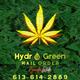 HYDRO GREEN 📦 logo