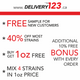 Delivery123 logo