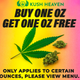 KUSH HEAVEN (VAUGHAN DELIVERY) $100 AAA+ OUNCE DEALS! logo