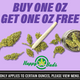 HAPPY BUDS (WHITBY DELIVERY) $100 AAA+ OUNCE DEALS! logo
