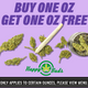 HAPPY BUDS (AJAX DELIVERY) $100 AAA+ OUNCE DEALS! logo