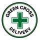 ✅ Green Cross Delivery™️ [1-2hr] logo