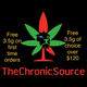 TheChronicSource (3.5g minimum, free delivery) logo