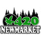 Newmarket 420 Delivery Service logo