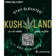 50% OFF ALL OZ's • FREE DELIVERY • KushLand Innisfil logo