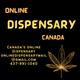 Canada's Online Dispensary logo