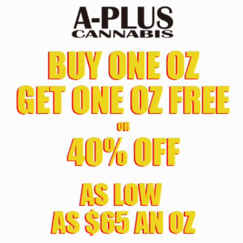 BUY 1 OZ GET 1 OZ FREE! LIMITED TIME ONLY!