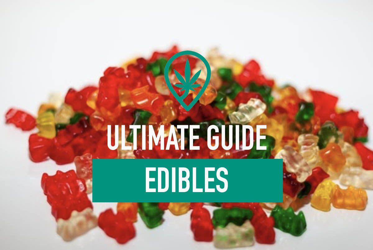 Edibles? How, What, Where