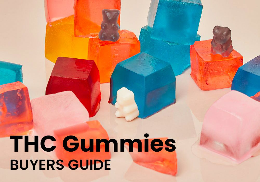THC Gummies Buyers Guide: Getting The Right Dosage